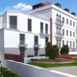 Thomar Boutique Hotel - 3D Exterior