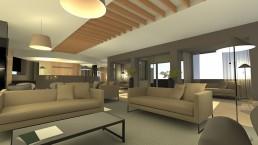 Hotel Consolata - 3D Receção
