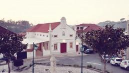 Salão Paroquial do Juncal - Exterior