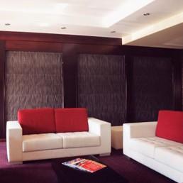 Hotel Colmeia - Sala de Estar