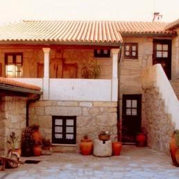 Casas do Cavaleiro e Eira da Lage - Exterior
