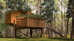Bukubaki - 3D Treehouse