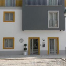 Barquinha Nature House - Exterior