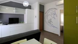 JD Beach Apartments - Sala