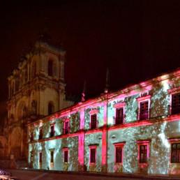 Vortice Dance Company - Video mapping Mosteiro de Alcobaça