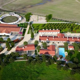 Santa Justa Hotel Rural abre em 2021 em Coruche Topo - NML Turismo - Consultoria e Marketing para o Turismo